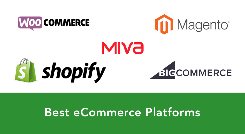 Best Ecommerce Platforms In 2018 For Beginners And Experienced