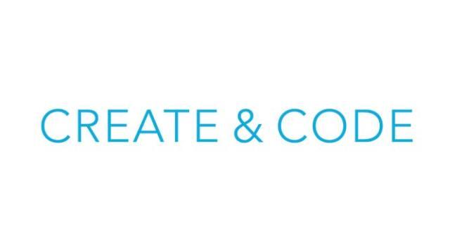 Create and Code Logo