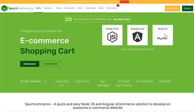 Spurtcommerce