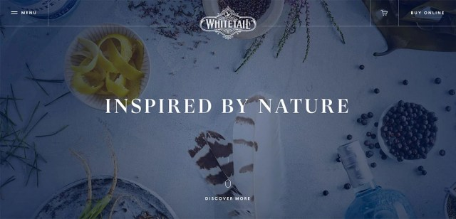 WooCommerce Examples - Whitetail Gin