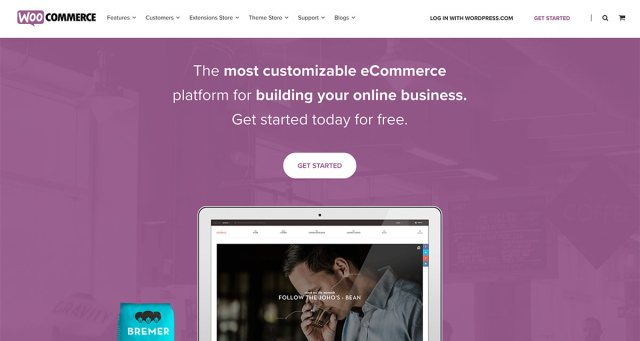 WooCommerce Opensource eCommerce