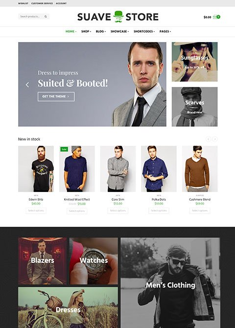 Homepage Two