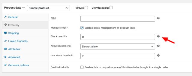Waitlist Stock Management