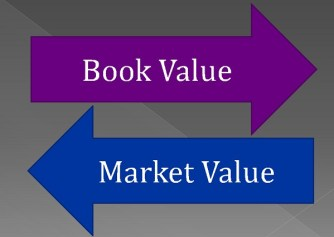 book value and market value