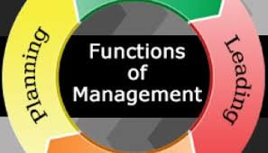Five Functions of business Organization