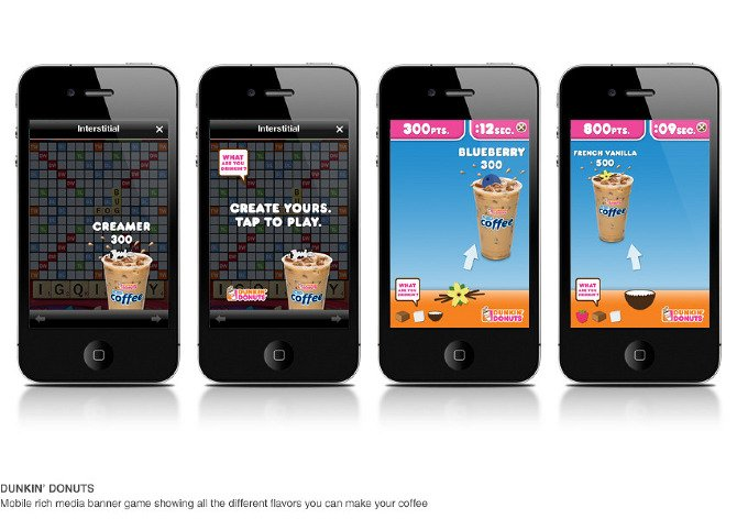 Mobile-Marketing-Dunkin-Donuts