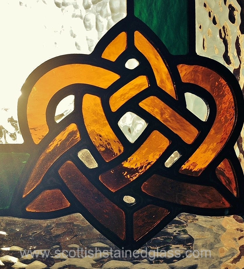 Celtic Stained Glass tripattern