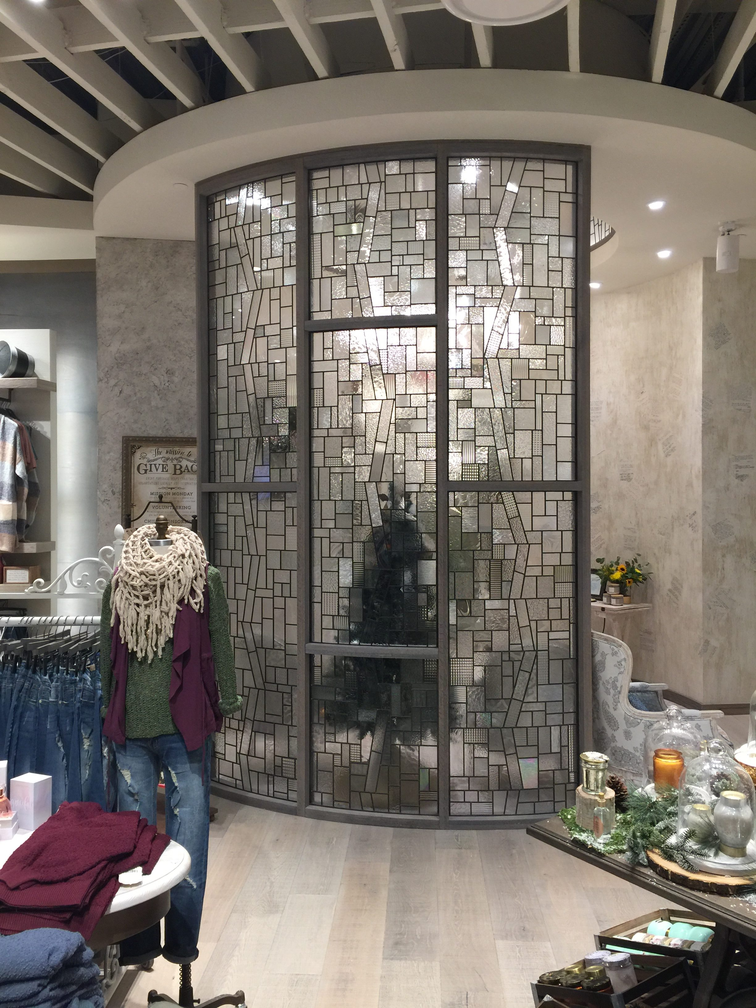 custom commercial stained glass jackson