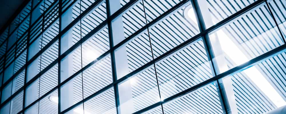 Commercial Glass Curtain Wall - A Cutting Edge Glass & Mirror