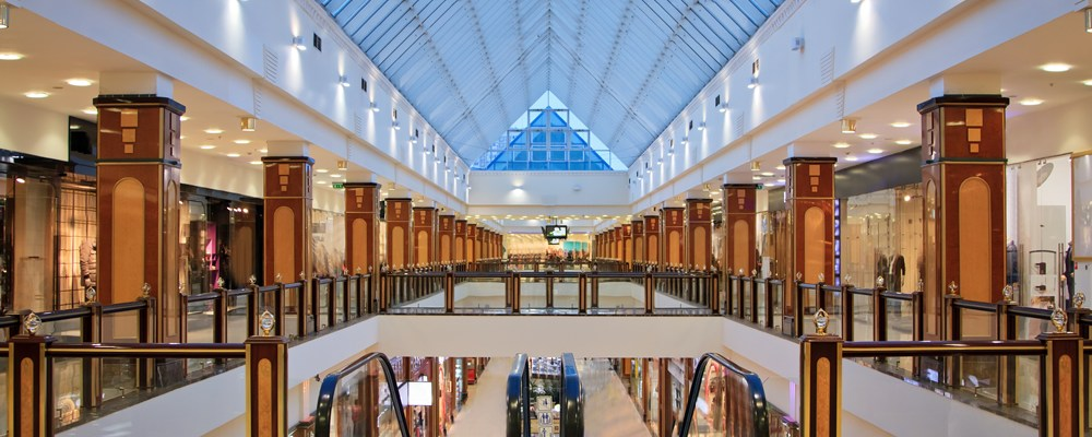 Commercial Glass Storefronts and Mall Fronts