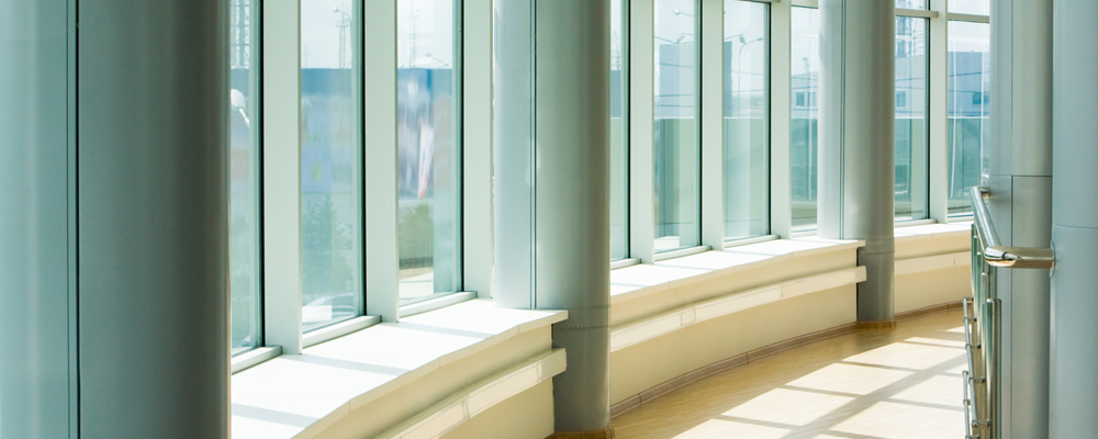 Commercial Glass Window Installation and Repair Services