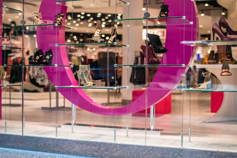 A'gaci Commercial Mall Front Glass - A Cutting Edge Glass & Mirror