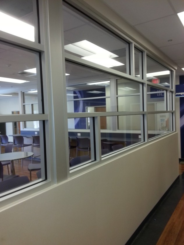 Custom Commercial Glass Design & Installation Services