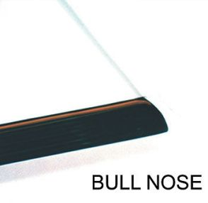 Bull Nose Finish