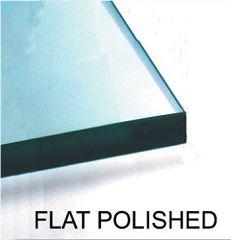 Flat Polished Finish