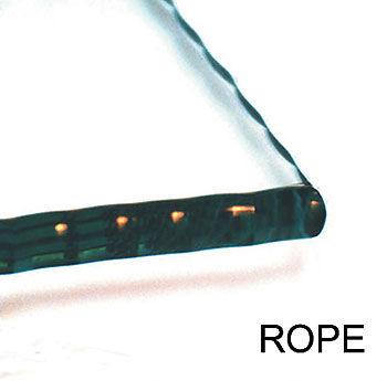 Rope Edge Finish