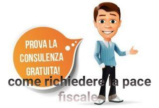 la pace fiscale (saldo e stralcio) – da consulenza online gratuita