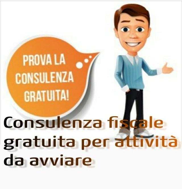 consulenza fiscale gratuita per attività da avviare