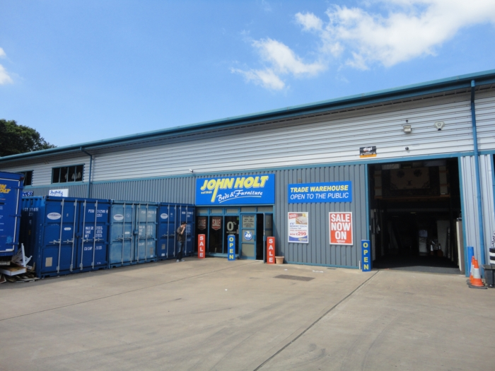 Another Industrial Deal At Trade City Estate Exeter Commercial News Media