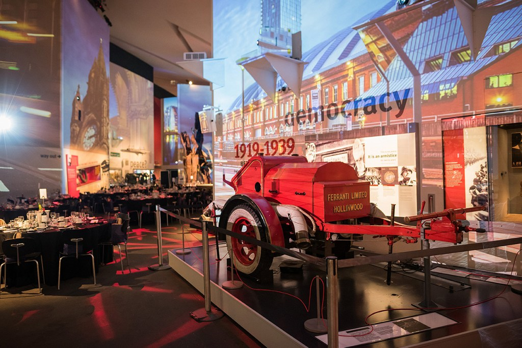 Imperial War Museum North set for awards event