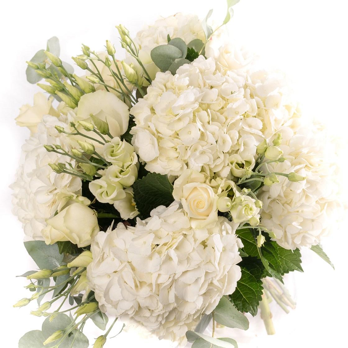 product photography of floral arrangement