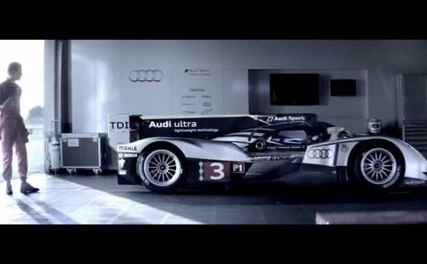 Audi R18 TDI Commercial Song