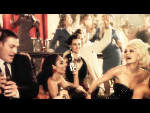 """Bacardi """"The Party Circa 1957"""" Commercial Song"""