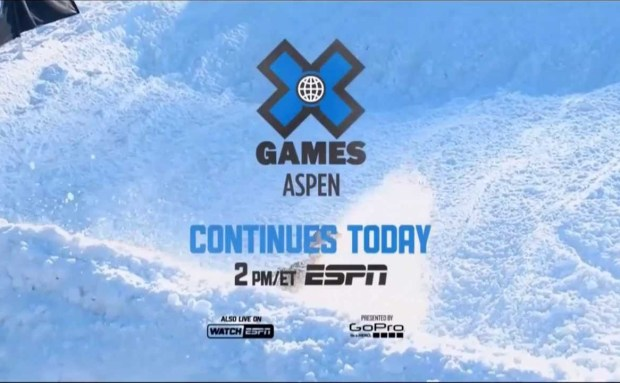 Be The First | X-Games Aspen Commercial Song