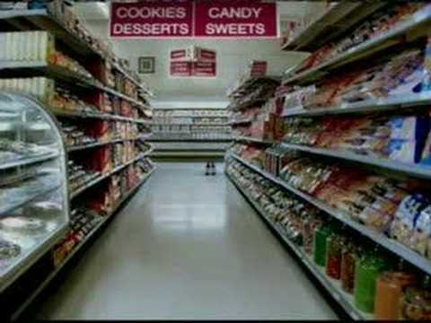 Candy Aisle | Diet Dr. Pepper Commercial Song