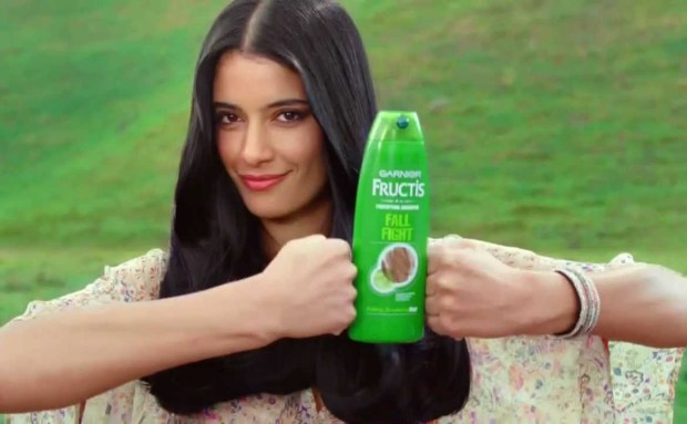 Fall Fight | Garnier Fructis Commercial Song