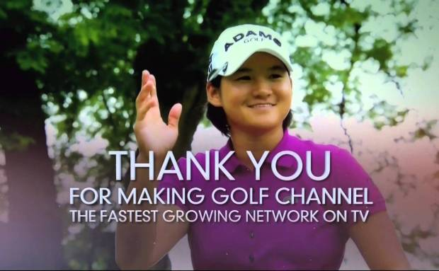 "Golf Channel ""Top of the World / Thank You"" Commercial Song"
