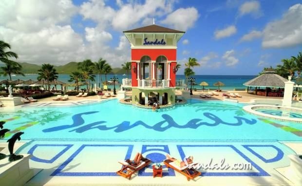 Included & Unlimited | Sandals Resorts Commercial Song