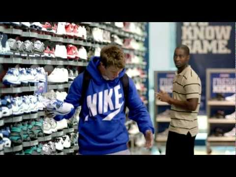 Nike | Champs Sports We've Got the Hook-Up Commercial Song