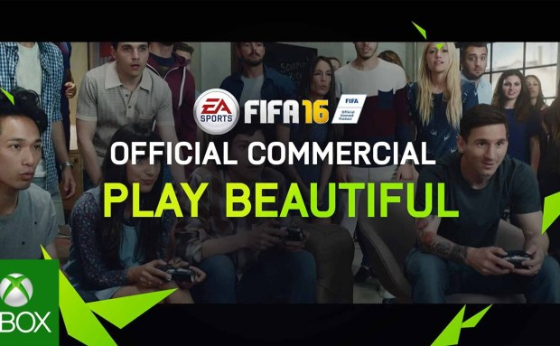 Play Beautiful | FIFA 16 Commercial Song