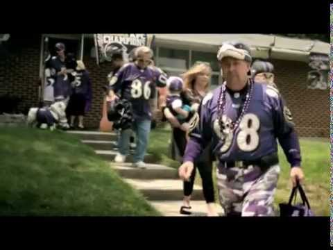 There's No Place Like Home | 2010 NFL Commercial Song