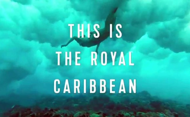 This Is Not a Cruise | Royal Caribbean Commercial Song