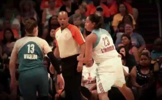 Tip-Off | WNBA Commercial Song