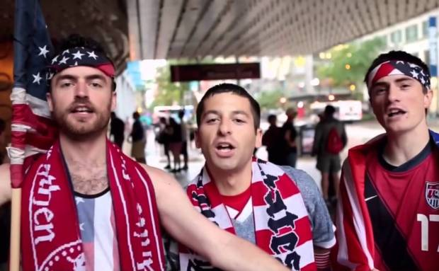 USA-Mexico Bumper | 2014 FIFA World Cup Qualifying Commercial Song