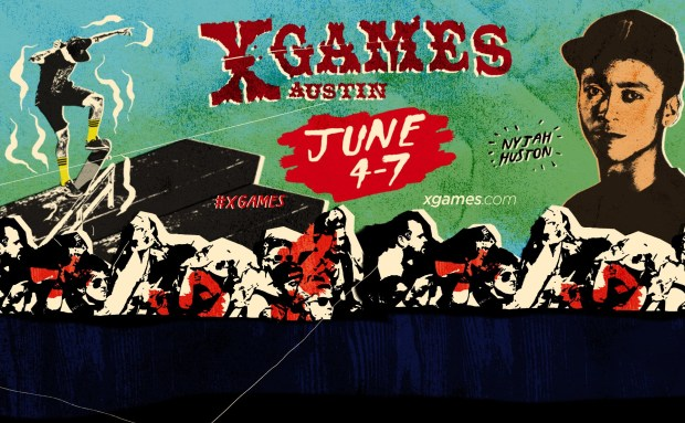 X Games Austin 2015 Commercial Song