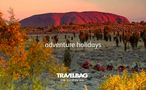 With You All the Way | Travelbag Commercial Song