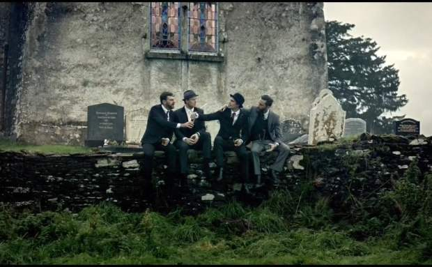 Cemetary | Tulliemoure Dew Commercial Song