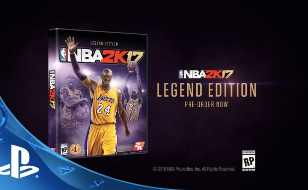 Legends Live On | NBA 2K17 Commercial Song
