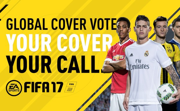 Cover Vote | FIFA 17 Commercial Song