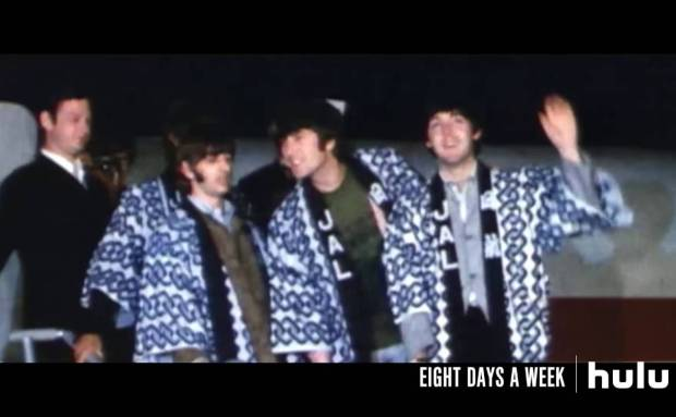 Hulu The Beatles: Eight Days a Week Commercial Song