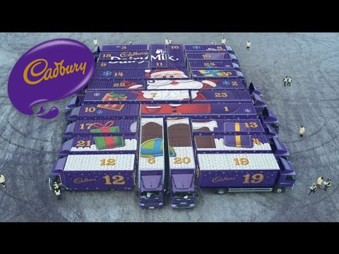 Christmas | Cadbury Commercial Song