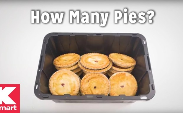 How Many Pies? | Kmart Commercial Song
