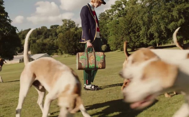 Bengal Duffle Bag | Gucci Cruise 2017 Commercial Song