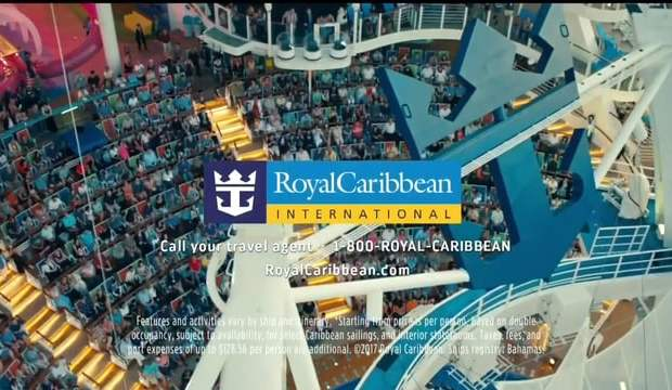 Good Times | Royal Caribbean Super Bowl 2017 Commercial Song