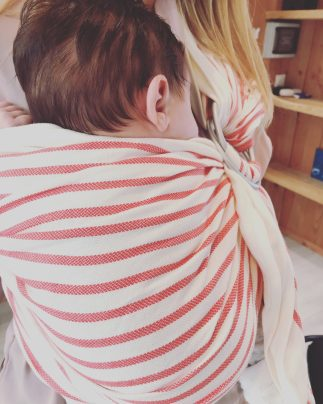 Portage bébé sling Neobulle