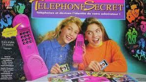 telephonesecret